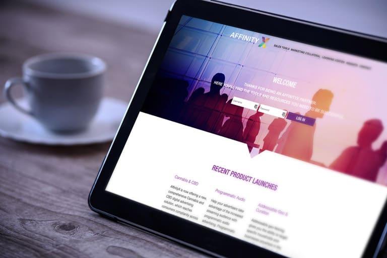 Solutions-Sales-Enablement-Partner-Portal